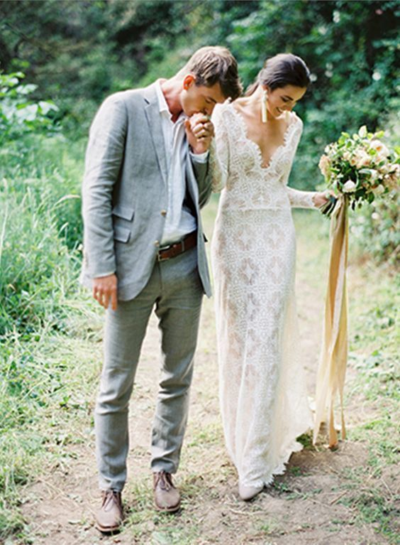 Wedding Philippines - 14 Cool Casual Informal Groom Style Ideas (2)