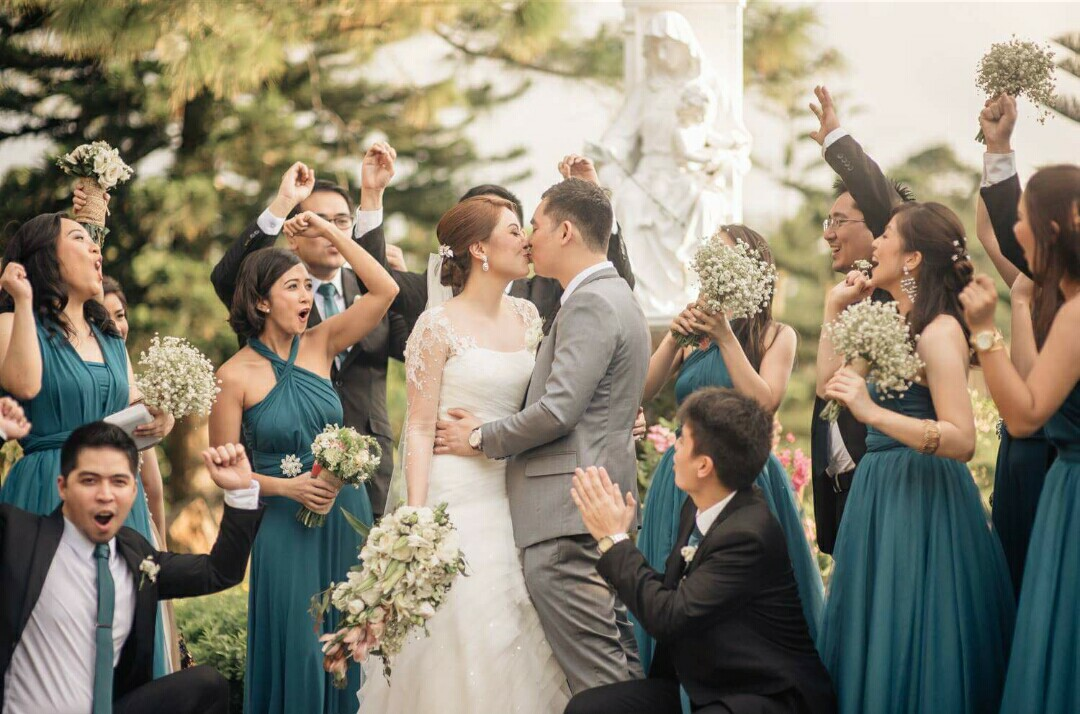 Wedding Philippines - Soft Garden Wedding with Rustic Charm Tagaytay (10)