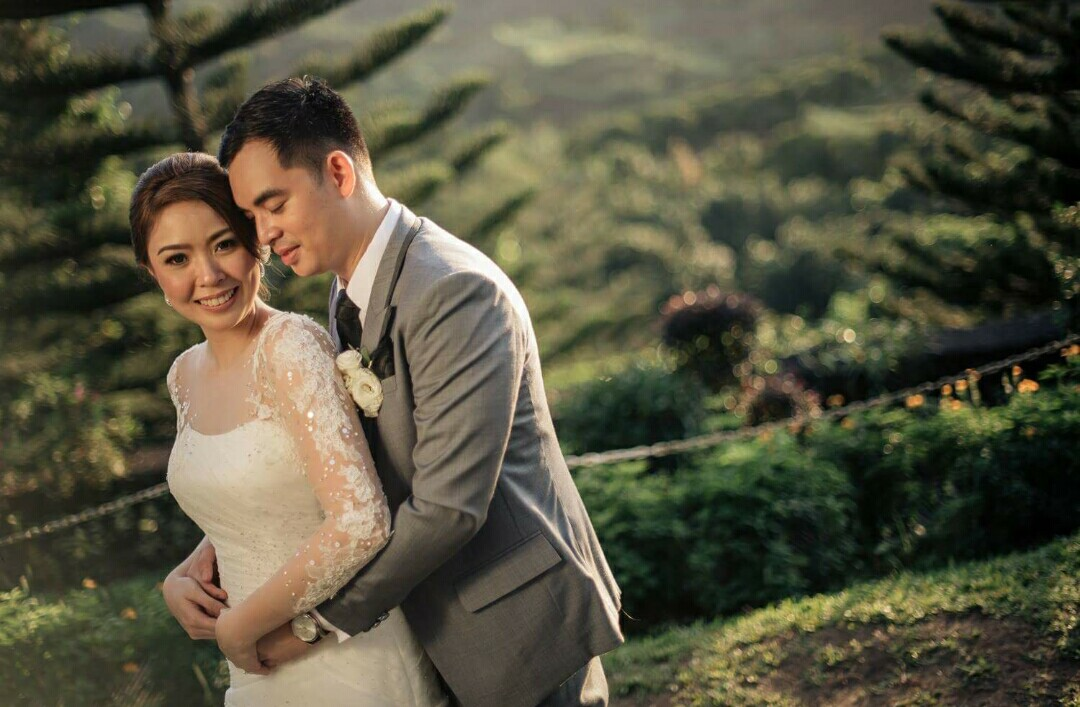 Wedding Philippines - Soft Garden Wedding with Rustic Charm Tagaytay (16)