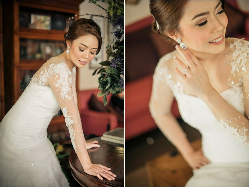 Wedding Philippines - Soft Garden Wedding with Rustic Charm Tagaytay (26)