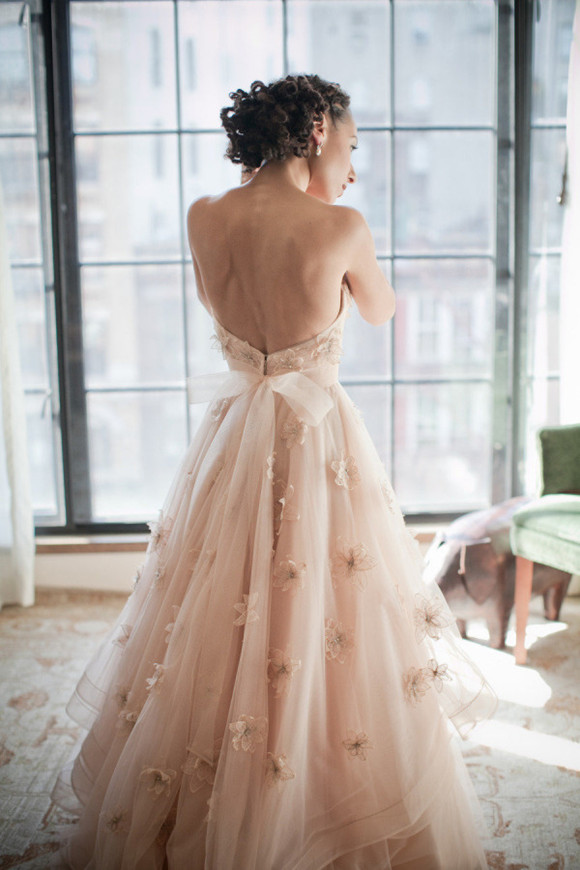 Wedding-Philippines-Blush_Wedding_Gown_Dresses-Strapless-BlushTulle-Wedding-Dress-with-flower-details