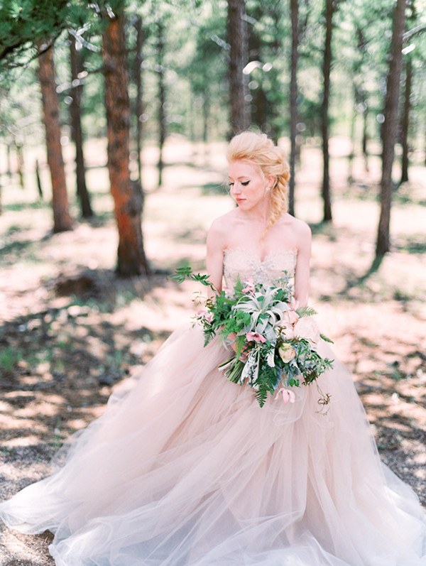Wedding-Philippines-Blush_Wedding_Gown_Dresses-Strapless-blush-tulle-wedding-dress