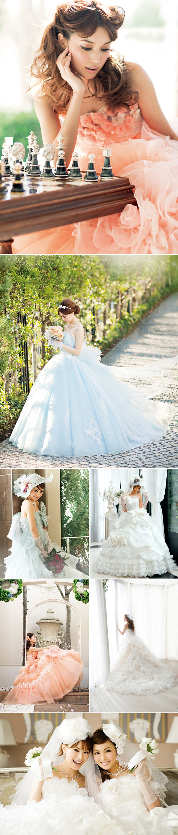 47 beautiful floral inspired wedding dresses wedding for Nature inspired wedding dresses