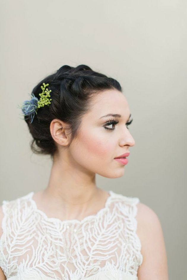 15 Chic Wedding Hairstyles For Short Hair Wedding Philippines